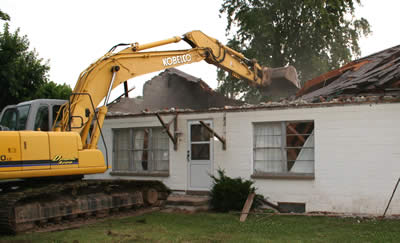 Atlanta, GA house demolition company